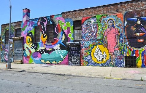 More incensing art from Bushwick Collective