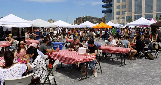 Buffetwick to model itself after Smorgasburg