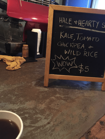 Hale and Hearty, now available at Swallow