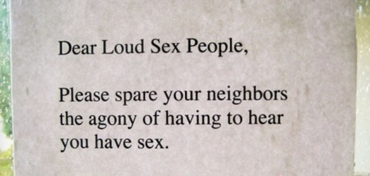 Note to Bay Ridge couple