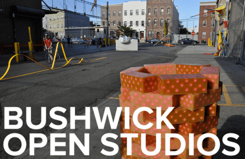 The parade of randomness that is Bushwick Open Studios isn't so random