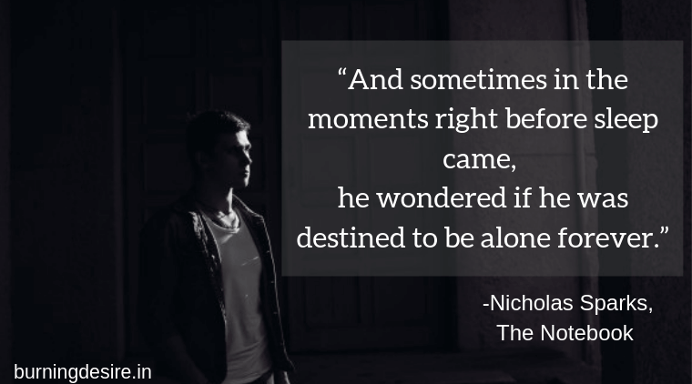 quotes from The Notebook by Nicholas Sparks