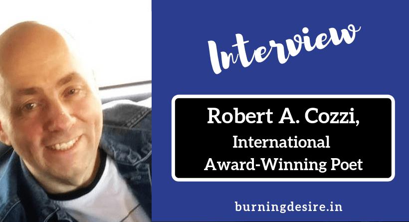 Robert A. Cozzi interview