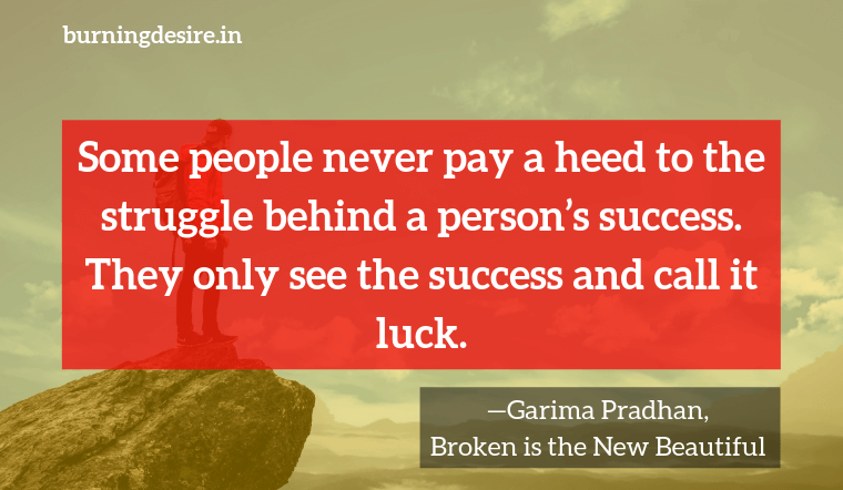 quotes from Garima Pradhan books