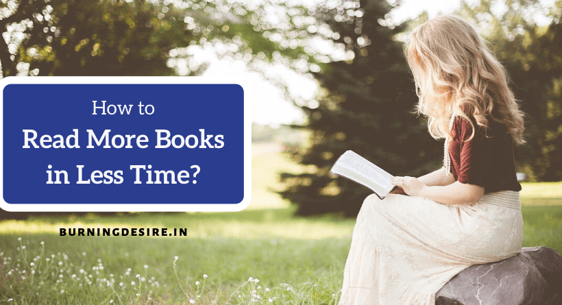 read more books in less time