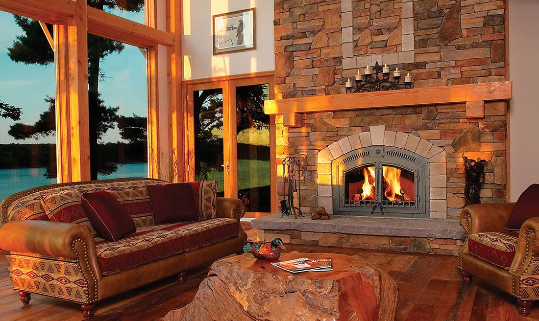 how to decorate a living room with wood burning stove red curtains in stoves ottawa | fireplace the log