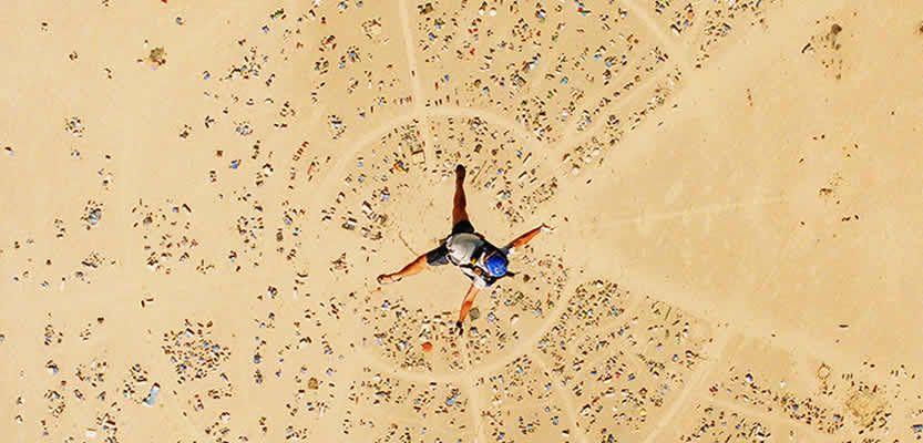 Burning Man Timeline