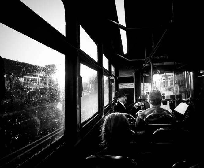 Nighthawks on the Bus