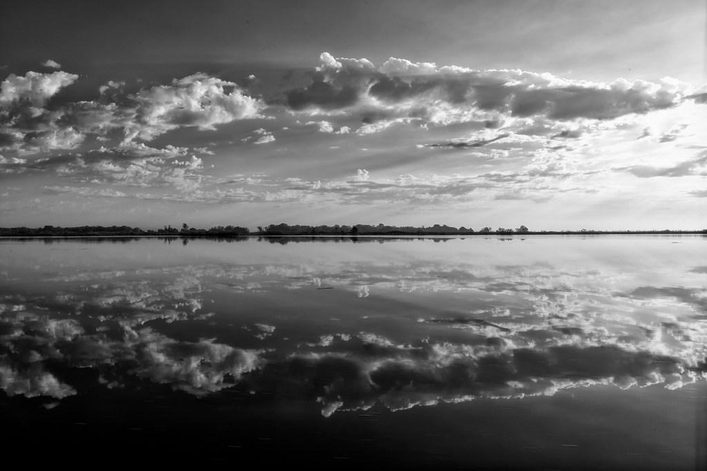 Okavango Delta Reflection