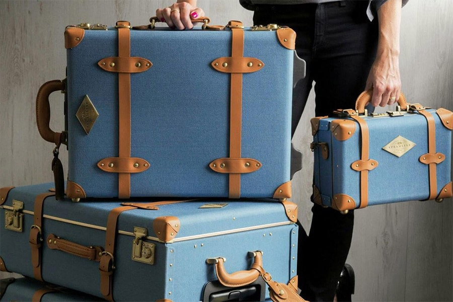 Designer Luggage Collections