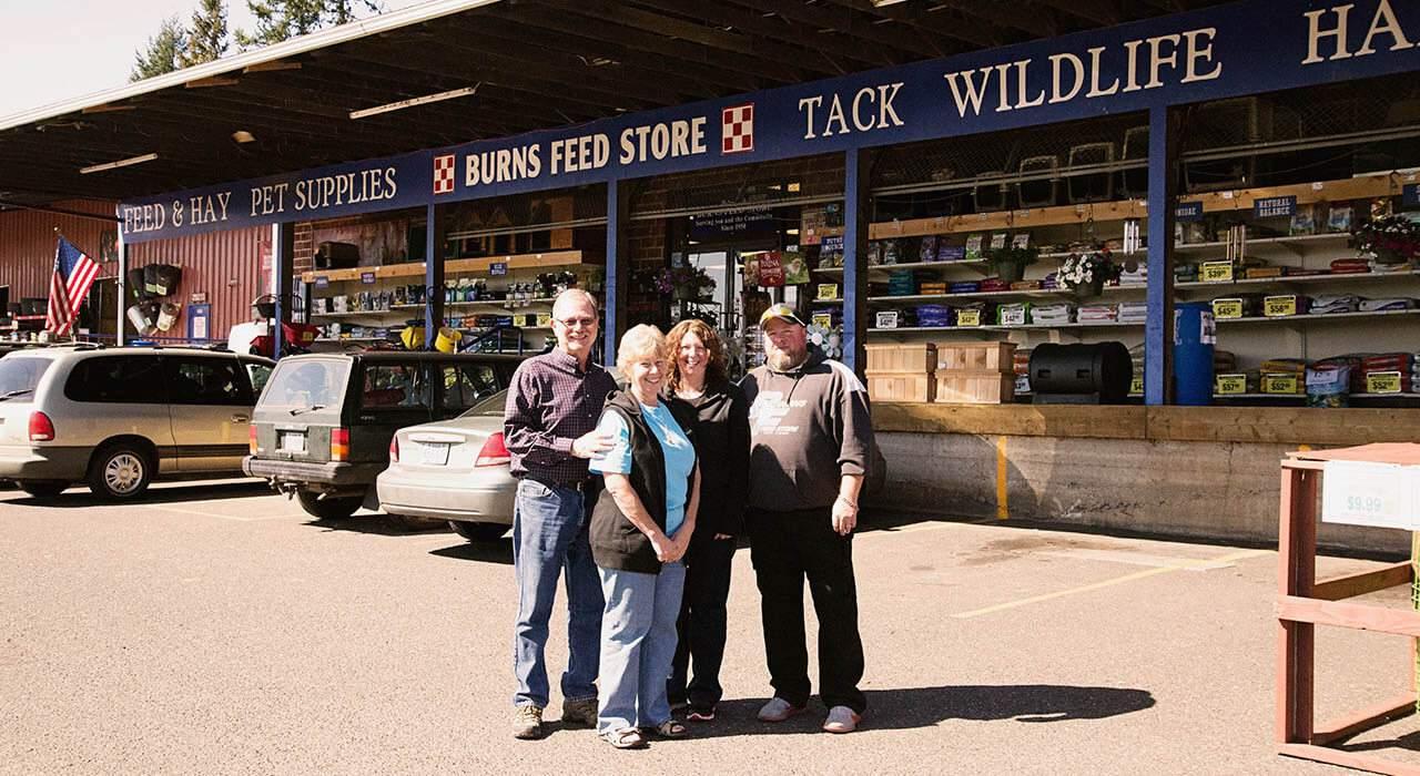 Burns Family Store