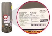 Know Your Rheem Water Heater Warranty by Looking Up the ...