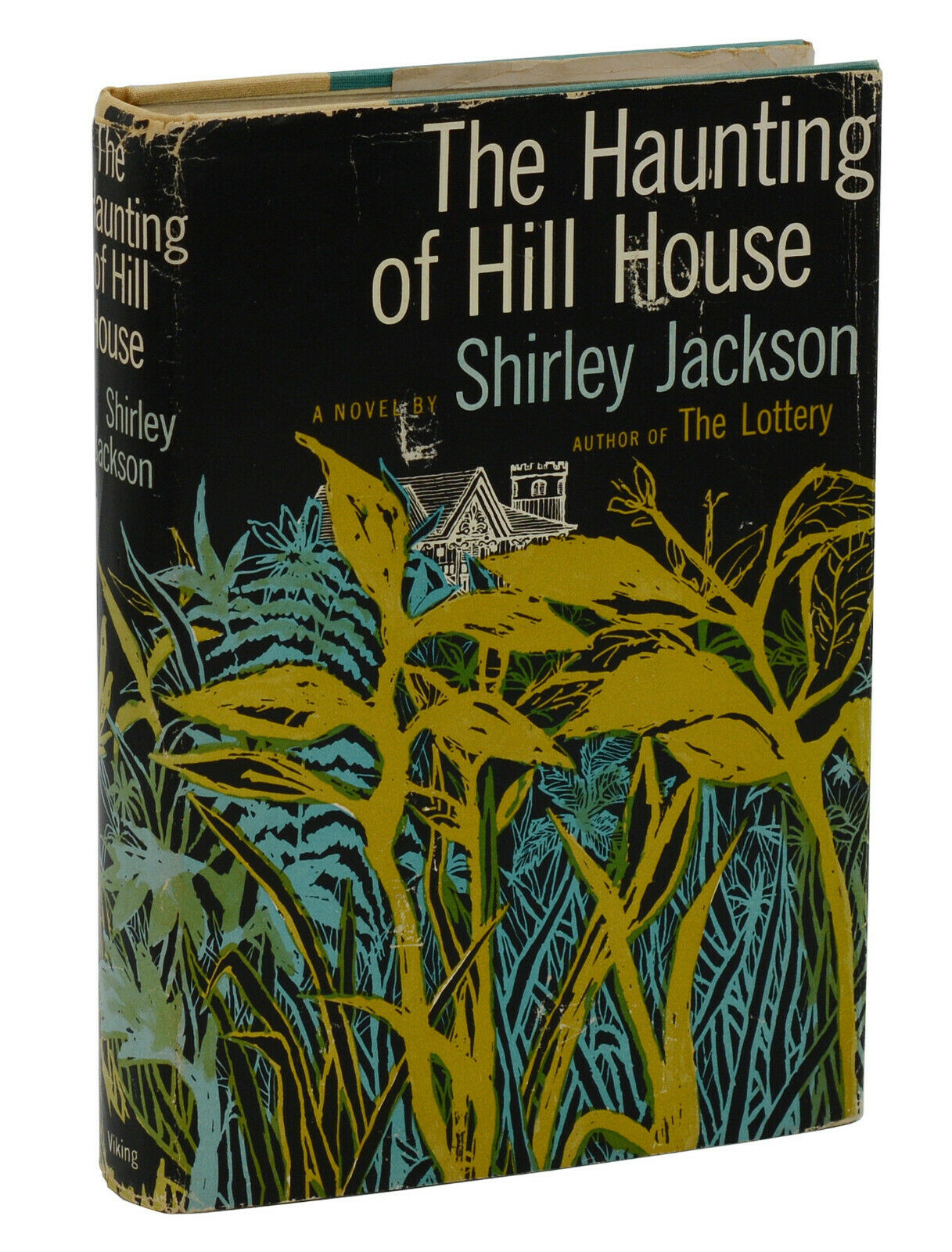 The Haunting Of Hill House Shirley Jackson : haunting, house, shirley, jackson, Haunting, House, Shirley, Jackson, First, Edition