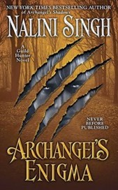 Review - Archangel's Enigma by Nalini Singh