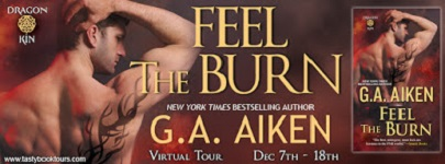 Feel The Burn Banner