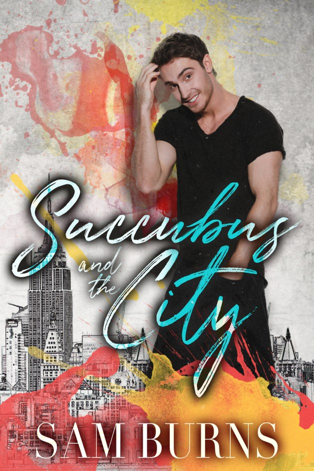 Book Cover: Succubus and the City