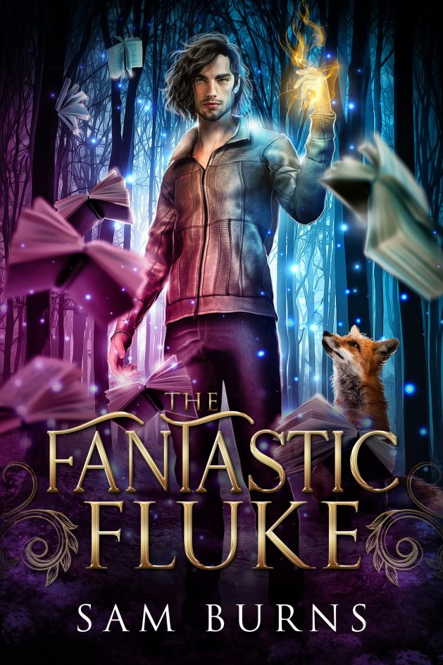 Book Cover: The Fantastic Fluke
