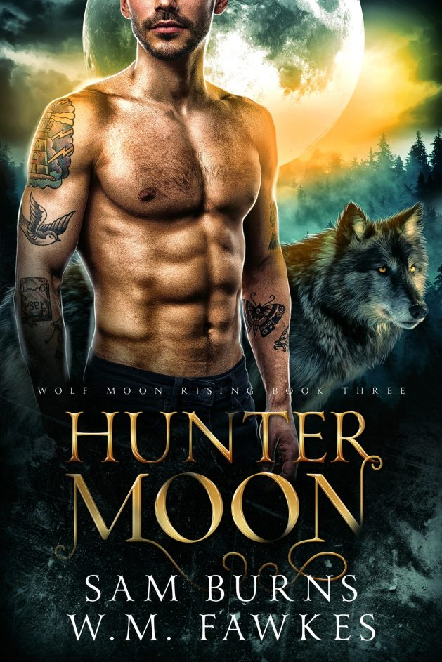 Book Cover: Hunter Moon