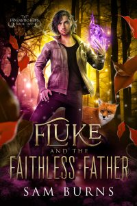 Book Cover: Fluke and the Faithless Father