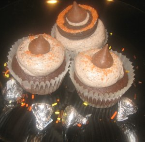 Witching Hour Cupcakes