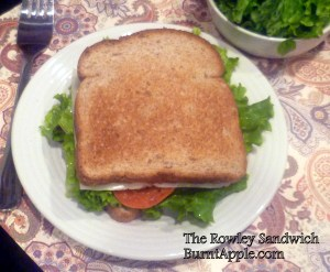 the rowley sandwich