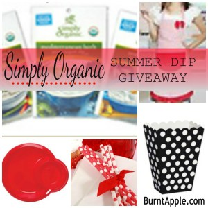 simply organic giveaway