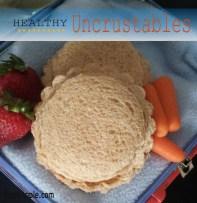 Healthy Uncrustables