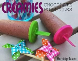 chocolate popsicle recipe