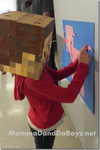 minecraft party games
