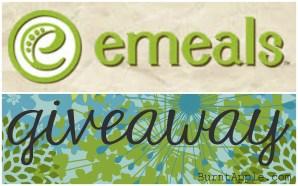 eMeals Giveaway
