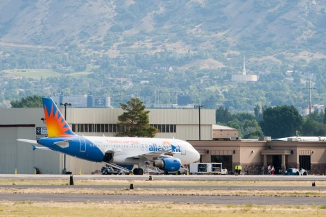 provo airport review
