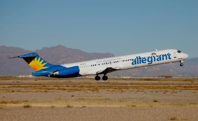 Allegiant Airline Review Our Trip To San Francisco