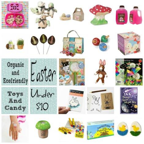 organic ecofriendly easter toys