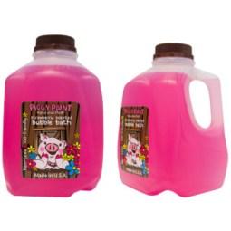 piggy paint bubble bath