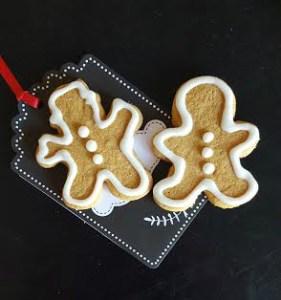 Kid Friendly Gingerbread Cookies