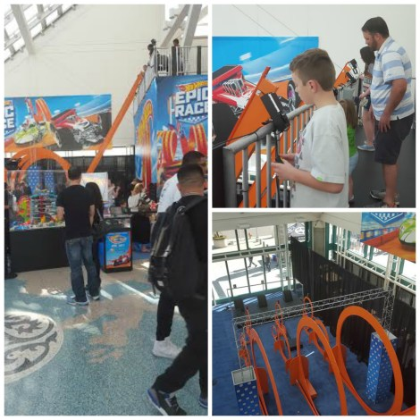 hot wheels epic race