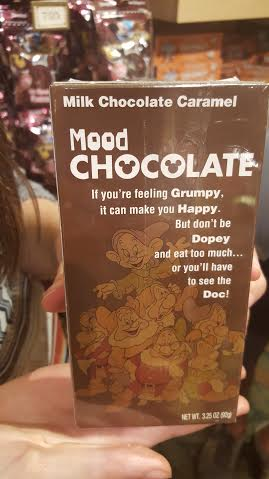 mood chocolate bar