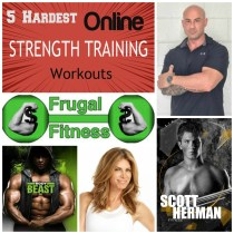 hardest online strength training workouts