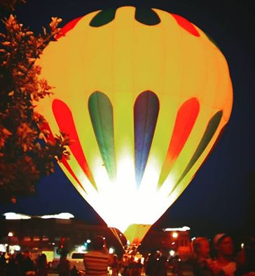 sandy city balloon fest