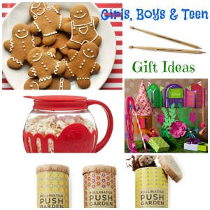 Girls, Boys and Teens Christmas Gift Ideas +$50 Gift Card Giveaway!