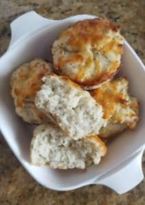 Gluten Free Garlic Parmesan Dinner Rolls