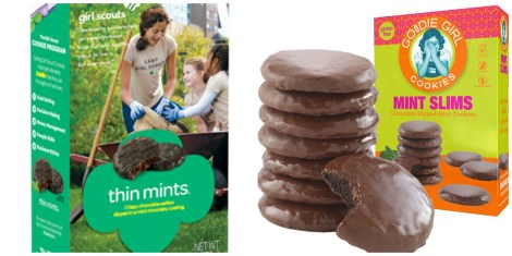 girl scout thin mint