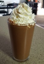Nutella Protein Milkshake For Kids Plus a Starbucks Puppicchino for Dogs
