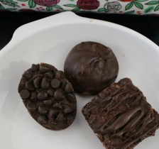 dairy free homemade chocolates