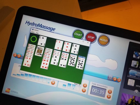 hydromassage games