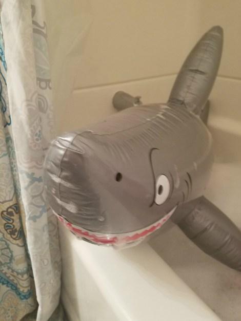 mo the shark