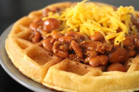 cornbread chili