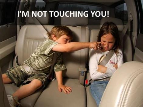 im not touching you