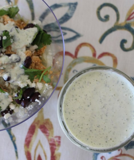 mexican ranch dressing