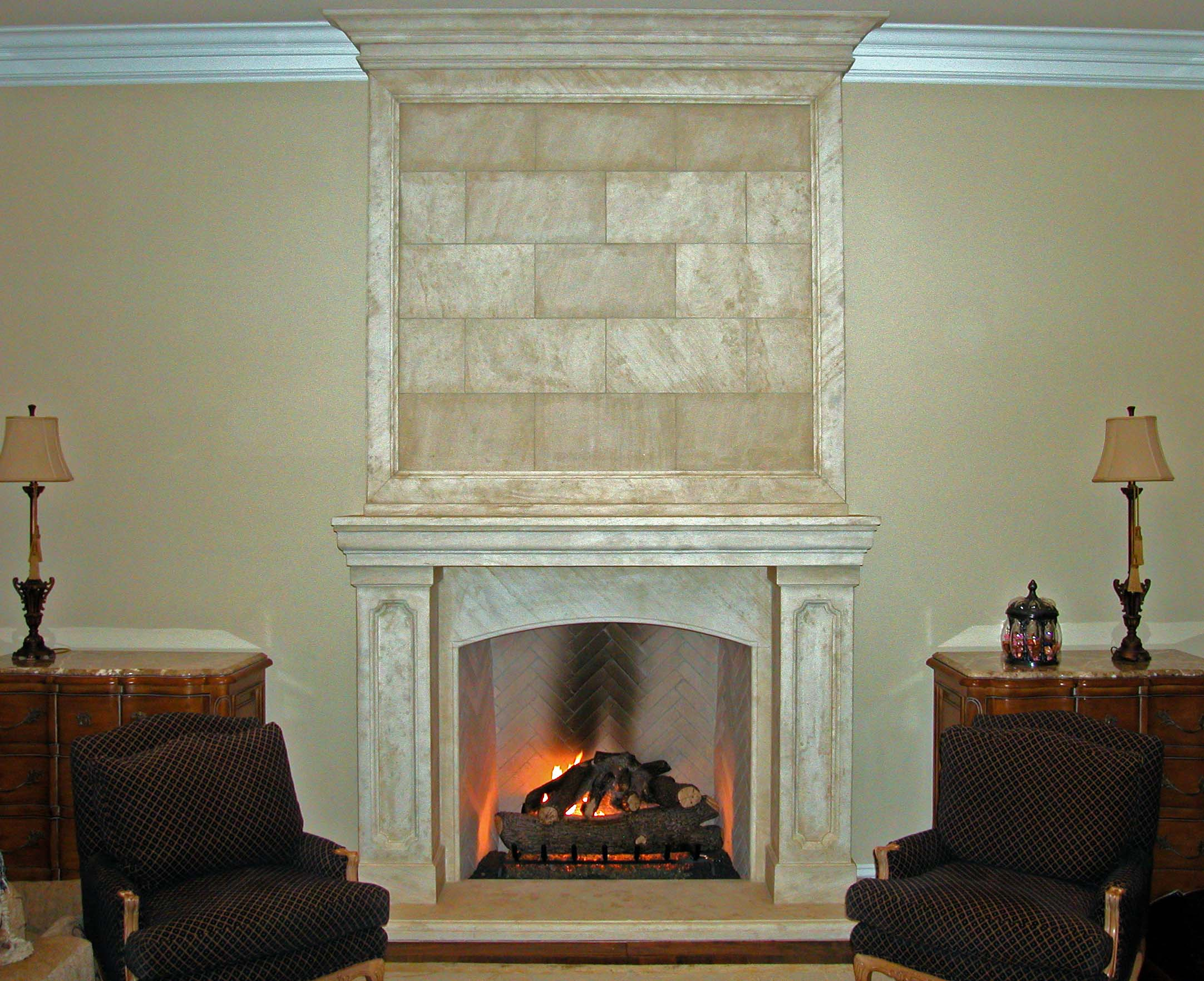 Fireplace Systems Outdoor Masonry Amp Brick Fireplaces